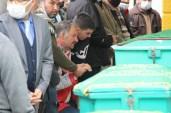 Manisada Öldürülen 4 Arkadaş Toprağa Verildi