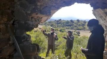 Azap Gölü ve Myus'da doğa yürüyüşü ve rota tespit çalışmaları yapıldı