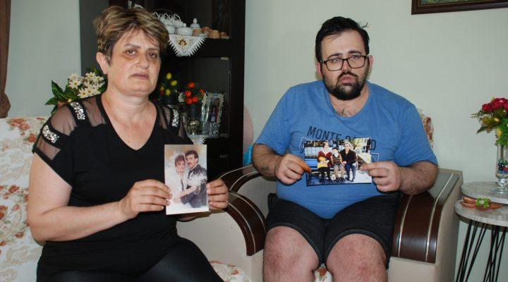 20 yıldır kayıp kocasını arıyor