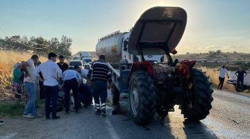 İzmir'de feci kazada can pazarı: 6 yaralı