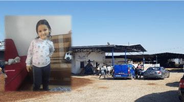 5 yaşındaki çocuk, yem karma makinesinde hayatını kaybetti