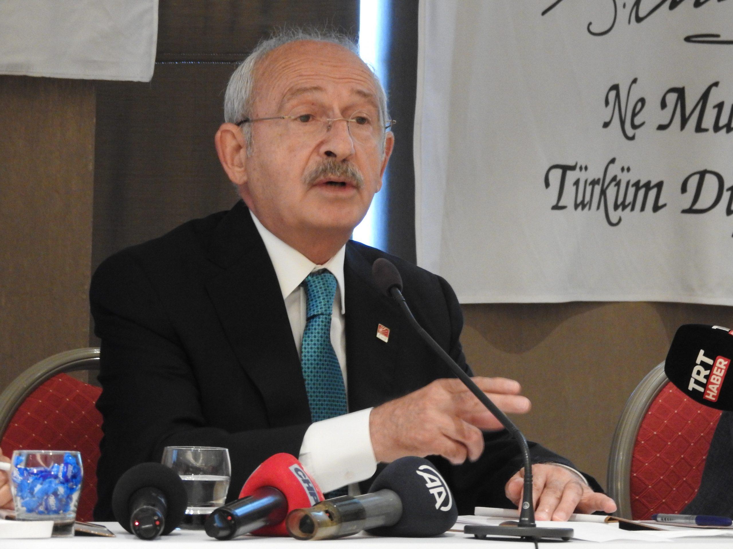 Kılıçdaroğlu Basın Konseyi toplantısına katıldı
