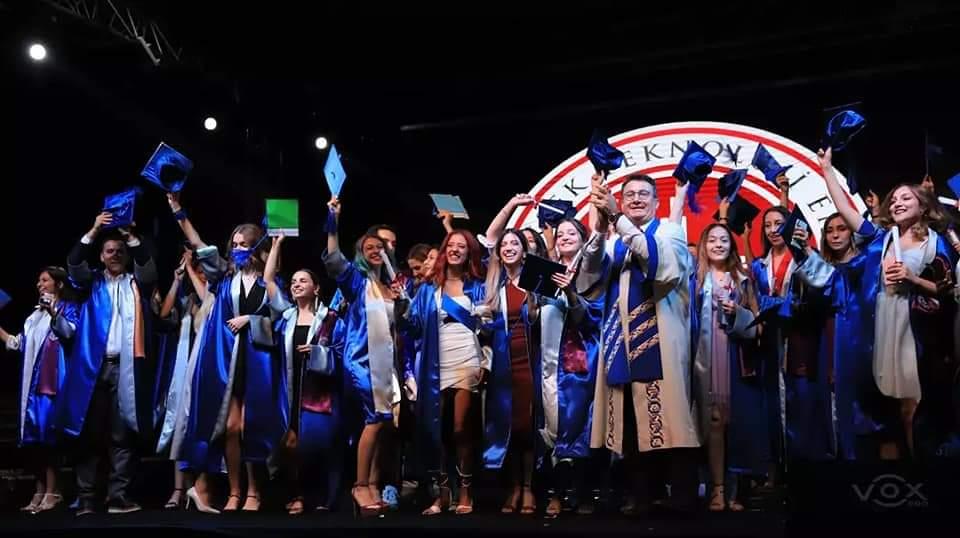 İYTE'den görkemli mezuniyet töreni