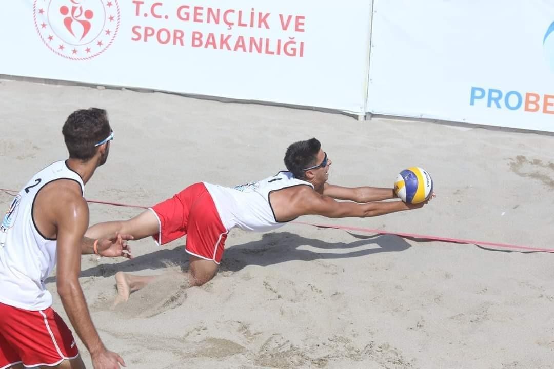 Dikili, Pro Beach Turnuvası ile voleybola doydu