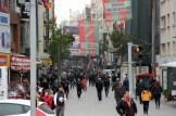 Evde Kalın Çağrılarına Rağmen İzmirdeki Yoğunluk Göze Çarptı