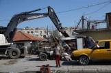 Karşıyakada Yıkım Operasyonu: Hurdacı Çadırları Kaldırıldı