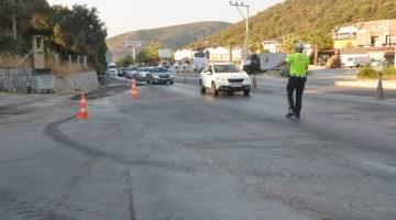 Kuşadasına 3 Günde 120 Bin Araç Giriş Yaptı