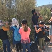 Ormanda Kaybolan Düzensiz Göçmenler Kurtarıldı