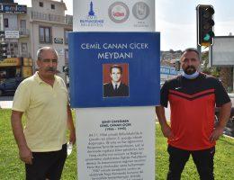 Urlalı Efsane Boks Hocasını Türkiye Şampiyonları Ziyaret Etti.