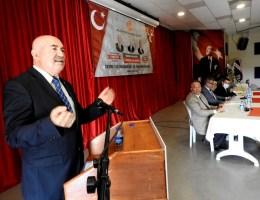 Çeşme Mhpde Gazi Fildir Güven Tazeledi