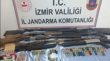 İzmirde Suç Örgütlerine Operasyon: 14 Gözaltı