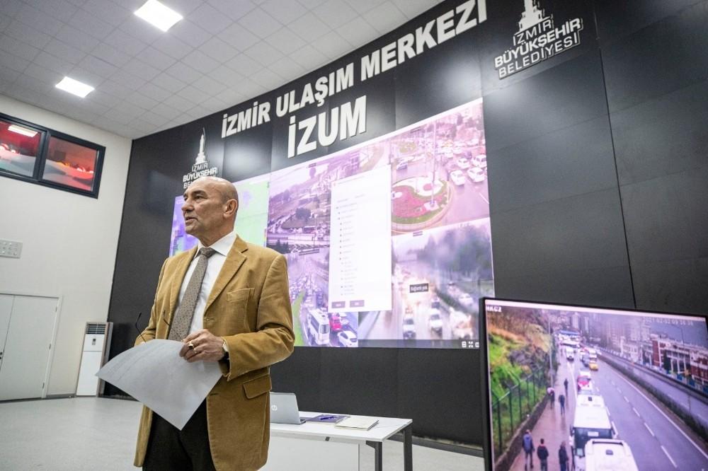 İzmir'de Hasar Tespit Çalışmaları Başladı
