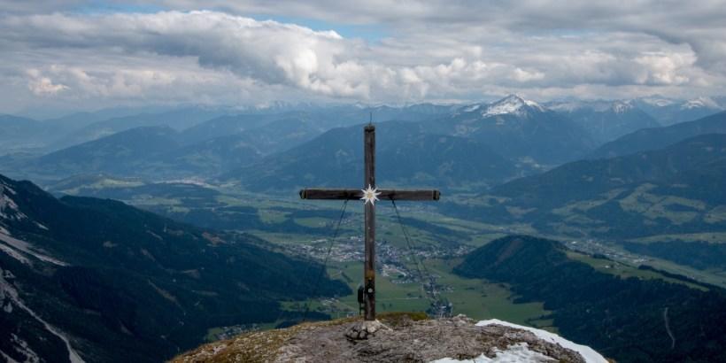 Stoderzinken Gipfelkreuz