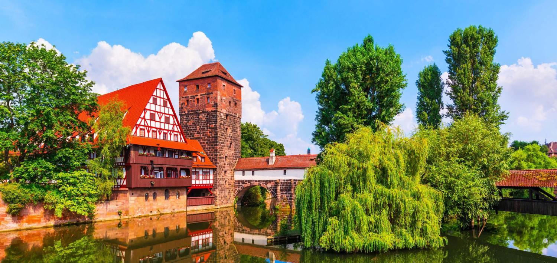 Nürnberg - Urlaub in Franken