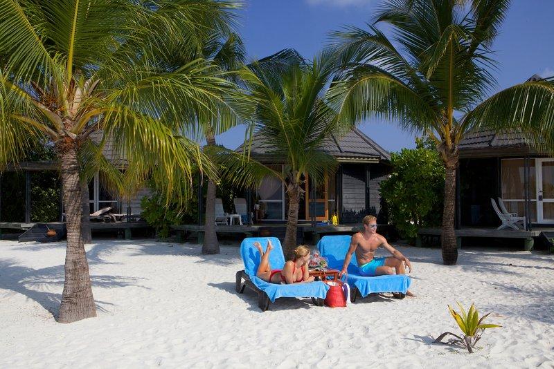 Malediven All Inclusive Urlaub Last Minute Deal Kuredu ...