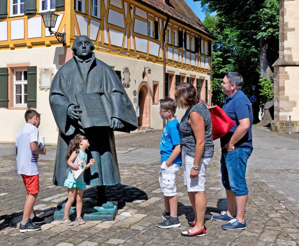 Bei einem Familienurlaub in Weißenburg kommen Groß und Klein auf ihre Kosten.
