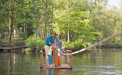 Ferienpark Het Vennenbos - Ferienhäuser direkt am See oder Meer