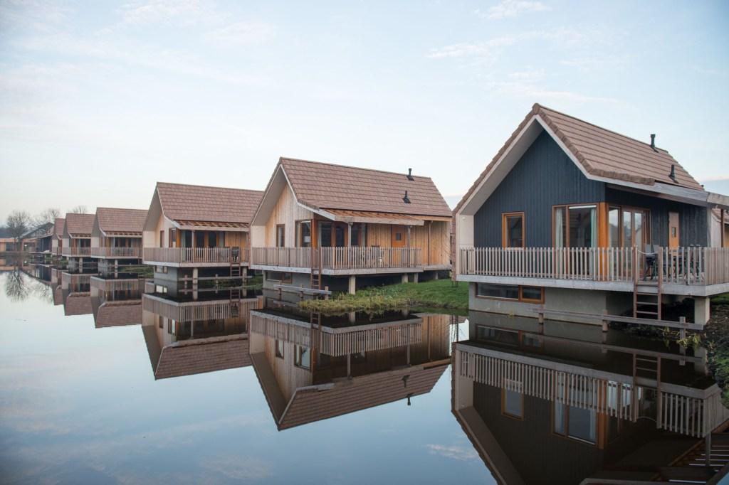 Park Landal De Reeuwijkse Plassen - Ferienhäuser direkt am See oder Meer