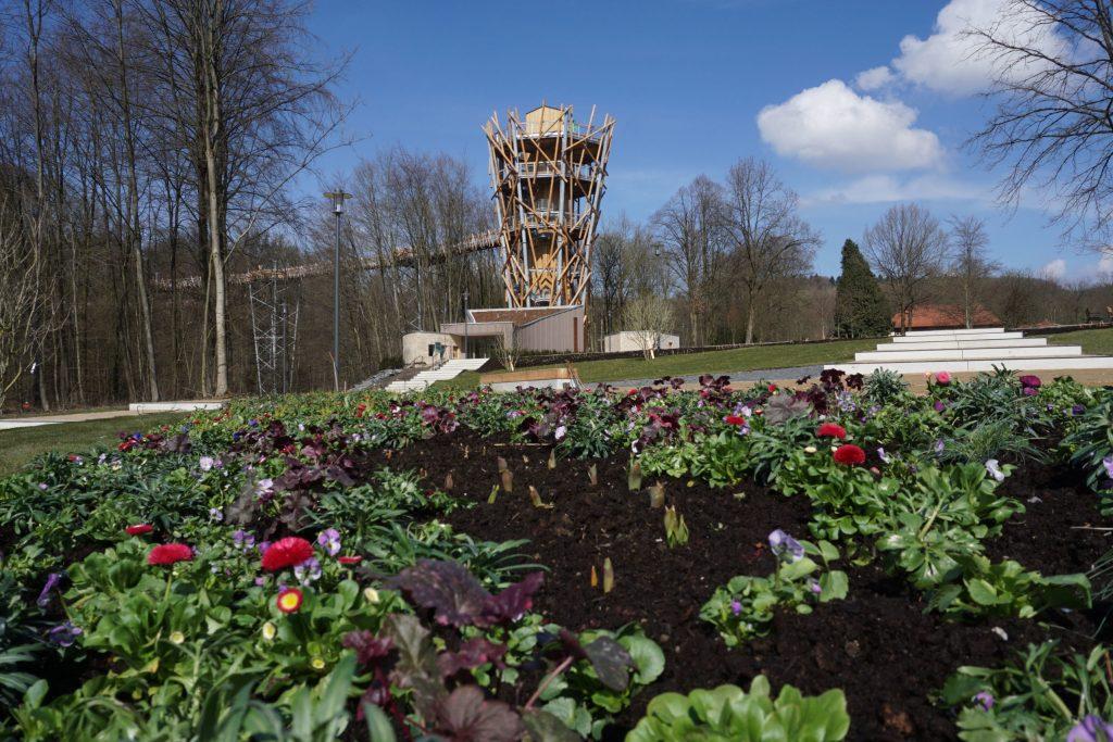 Eintauchen in den neuen Zauber von Bad Iburg können die Besucher der Niedersächsischen Landesgartenschau vom 18. April bis 14. Oktober 2018.