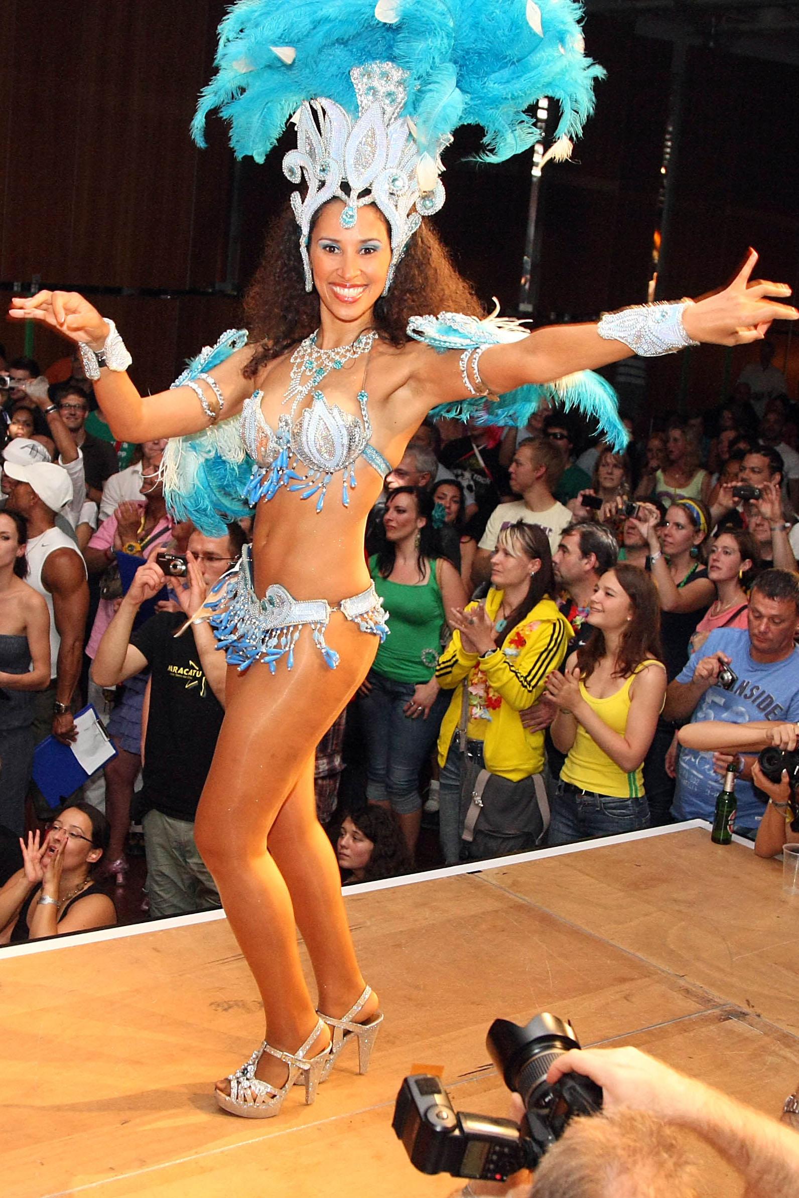 Seit 1992 findet in Coburg alljährlich im Juli das größte Samba-Festival außerhalb Brasiliens statt.