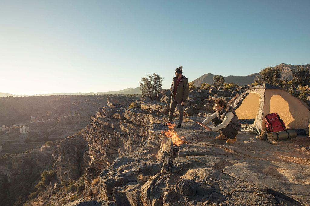Ein Reiseziel für Aktive: Neben viel Kultur und Historie erwartet Oman-Urlauber auch eine wilde und vielfältige Natur.