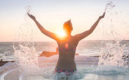 Entspannen und Wohlfühlen an der Ostsee: Wellness für Körper, Geist und Seele.