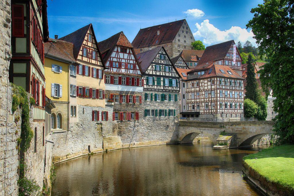 Schwäbisch Hall dürfte zu den schönsten Städten Süddeutschlands zählen.