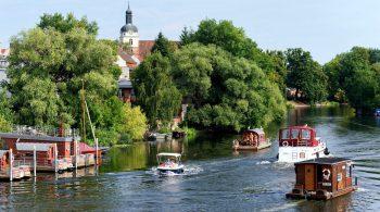Hausboote auf der Havel - Hausbooturlaub auf der Havel