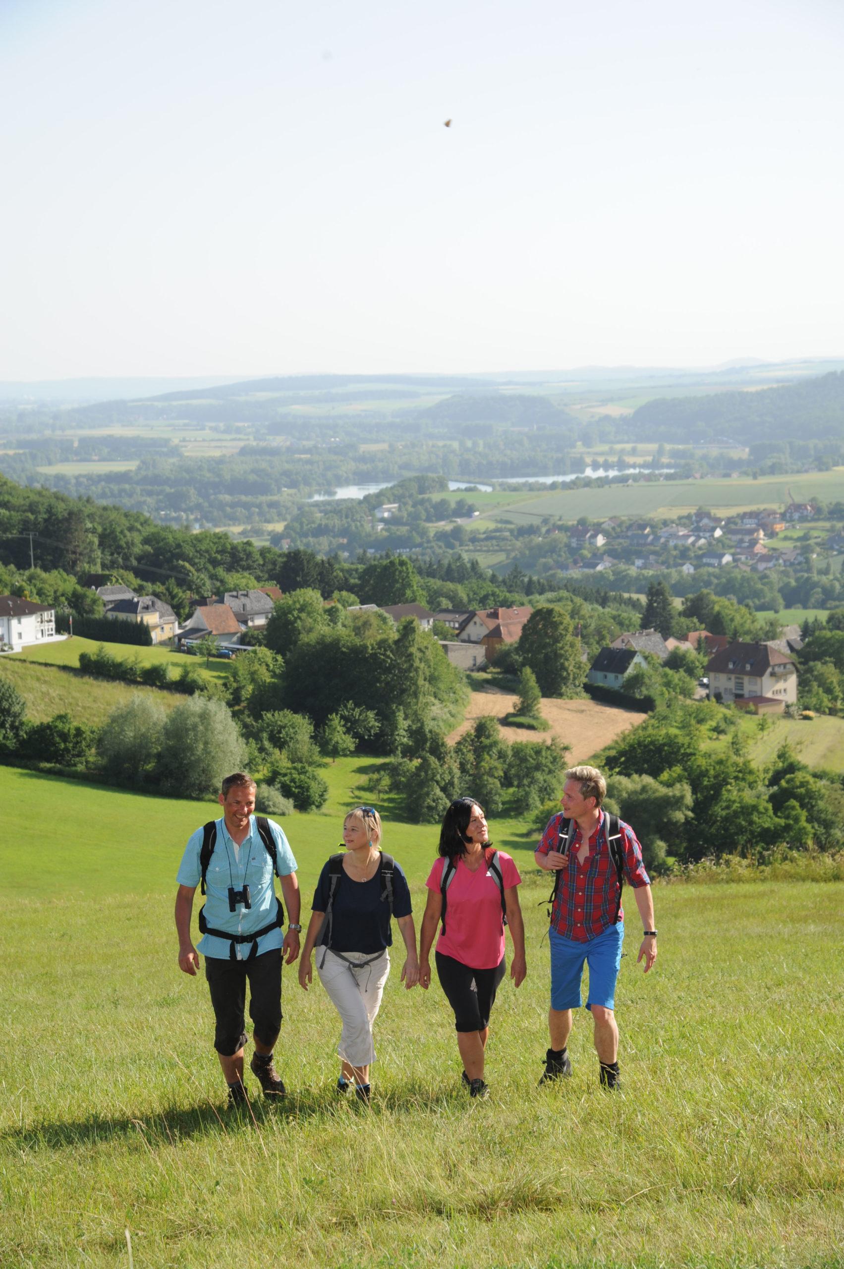 Wandern bei Bad Staffelstein