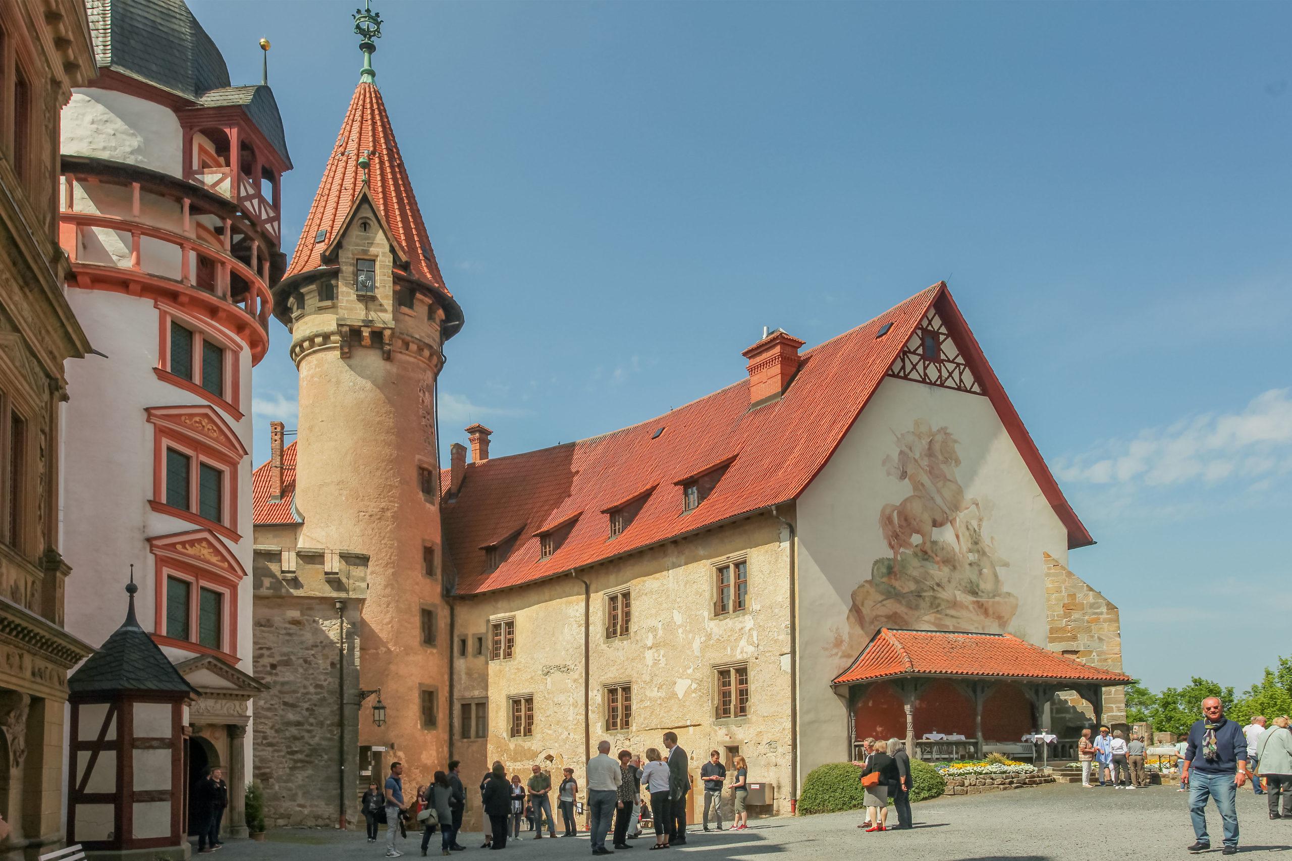 Burgenmuseum auf der Heldburg