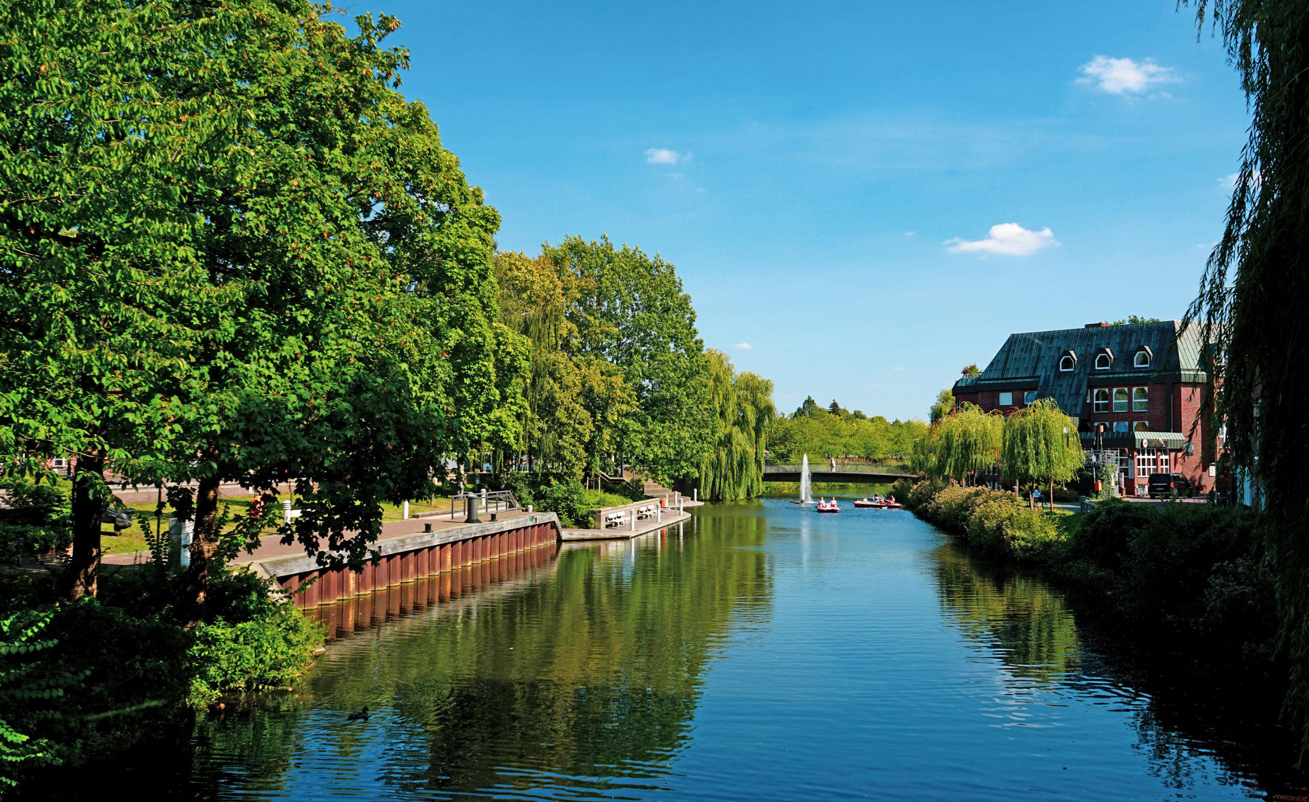 Wasserstadt Nordhorn