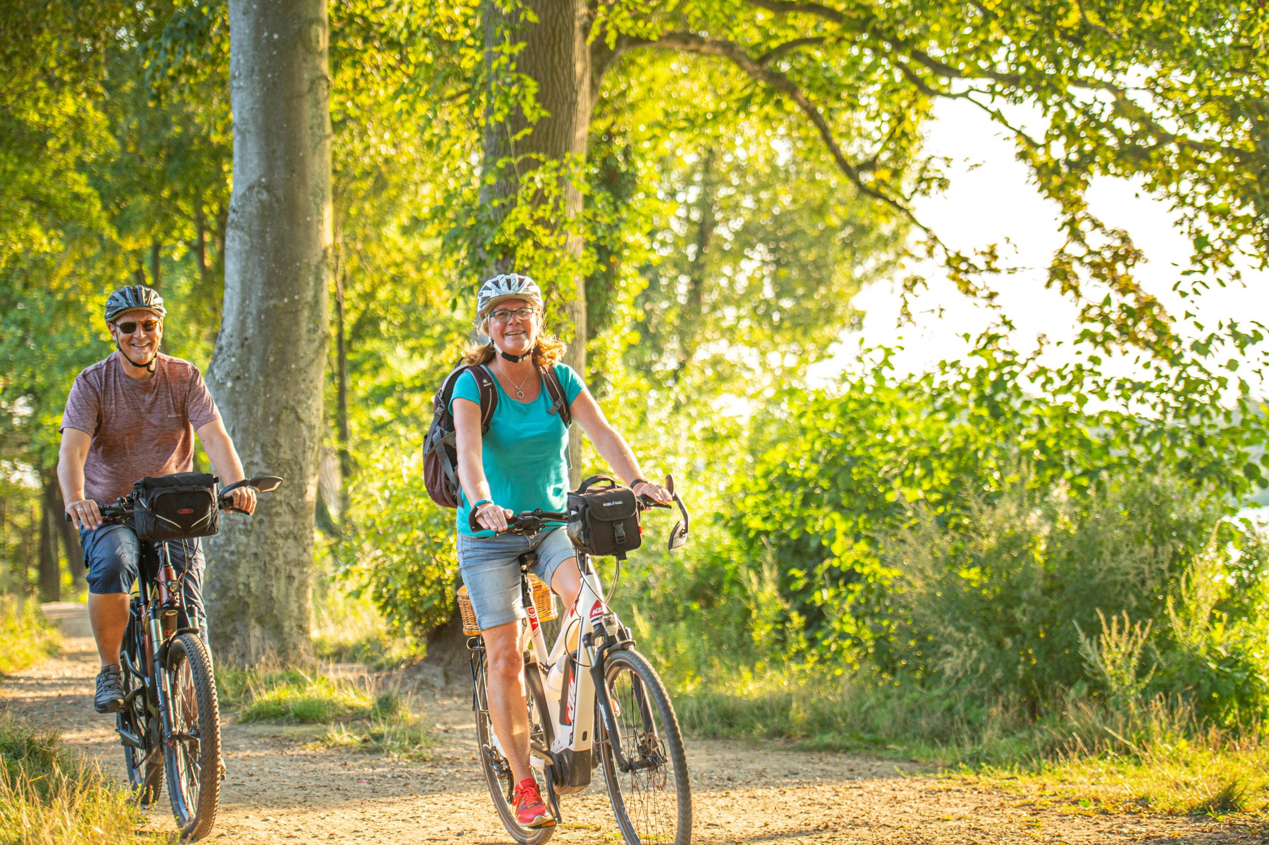Radfahren durch das OstseeFerienLand