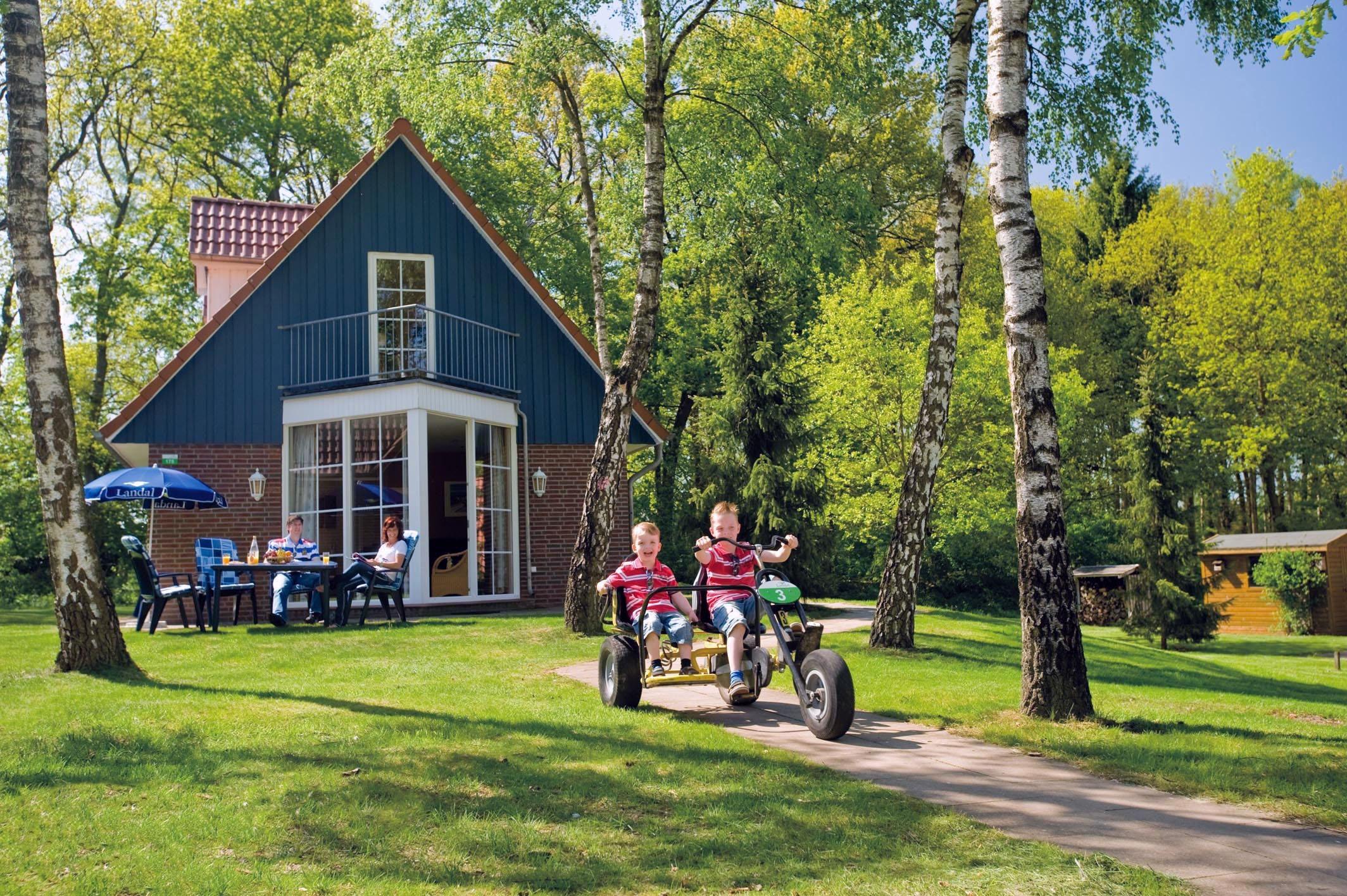 Naturnaher Urlaub im Ferienhaus