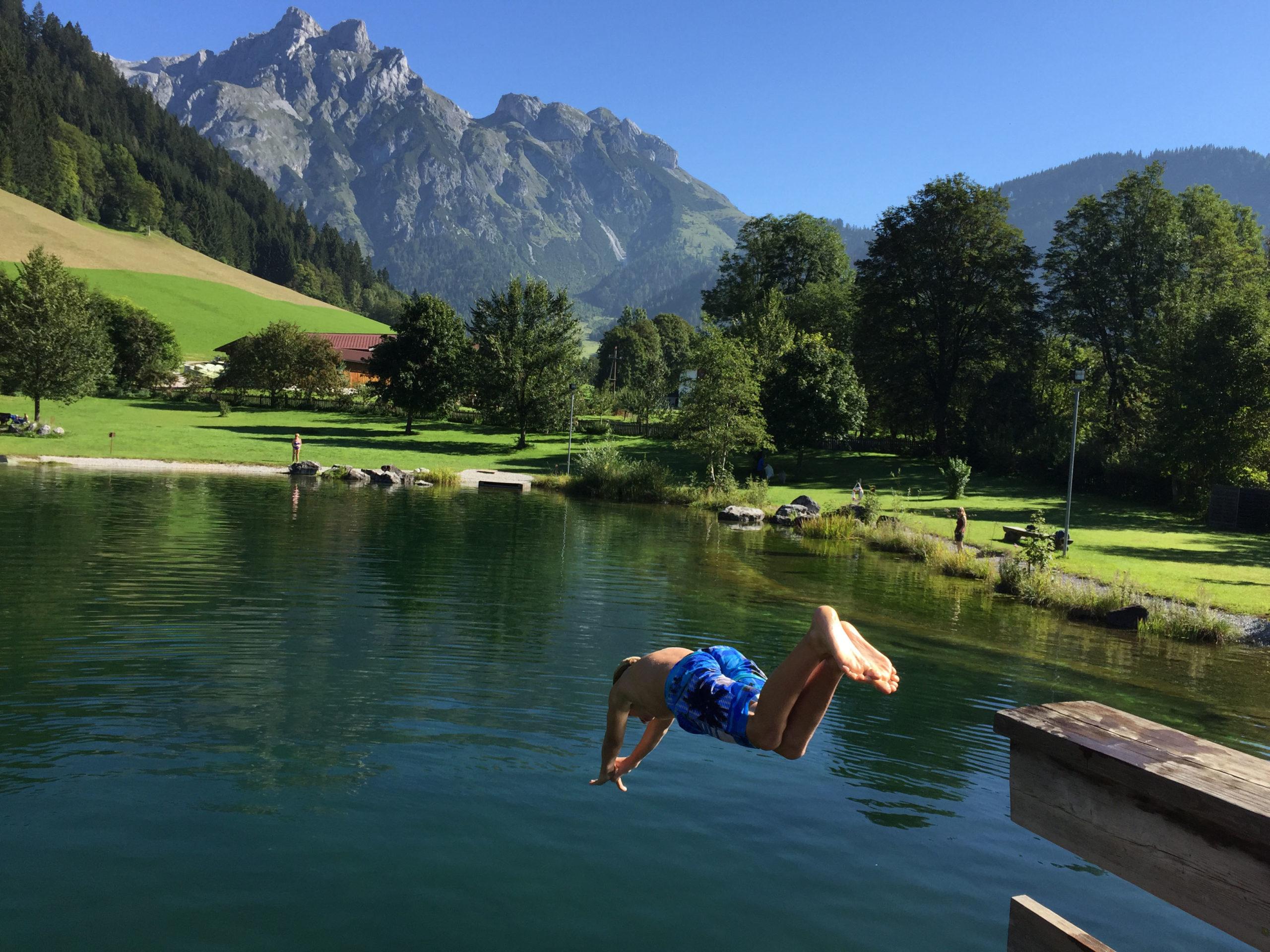 Familienauszeit im Salzburger Land