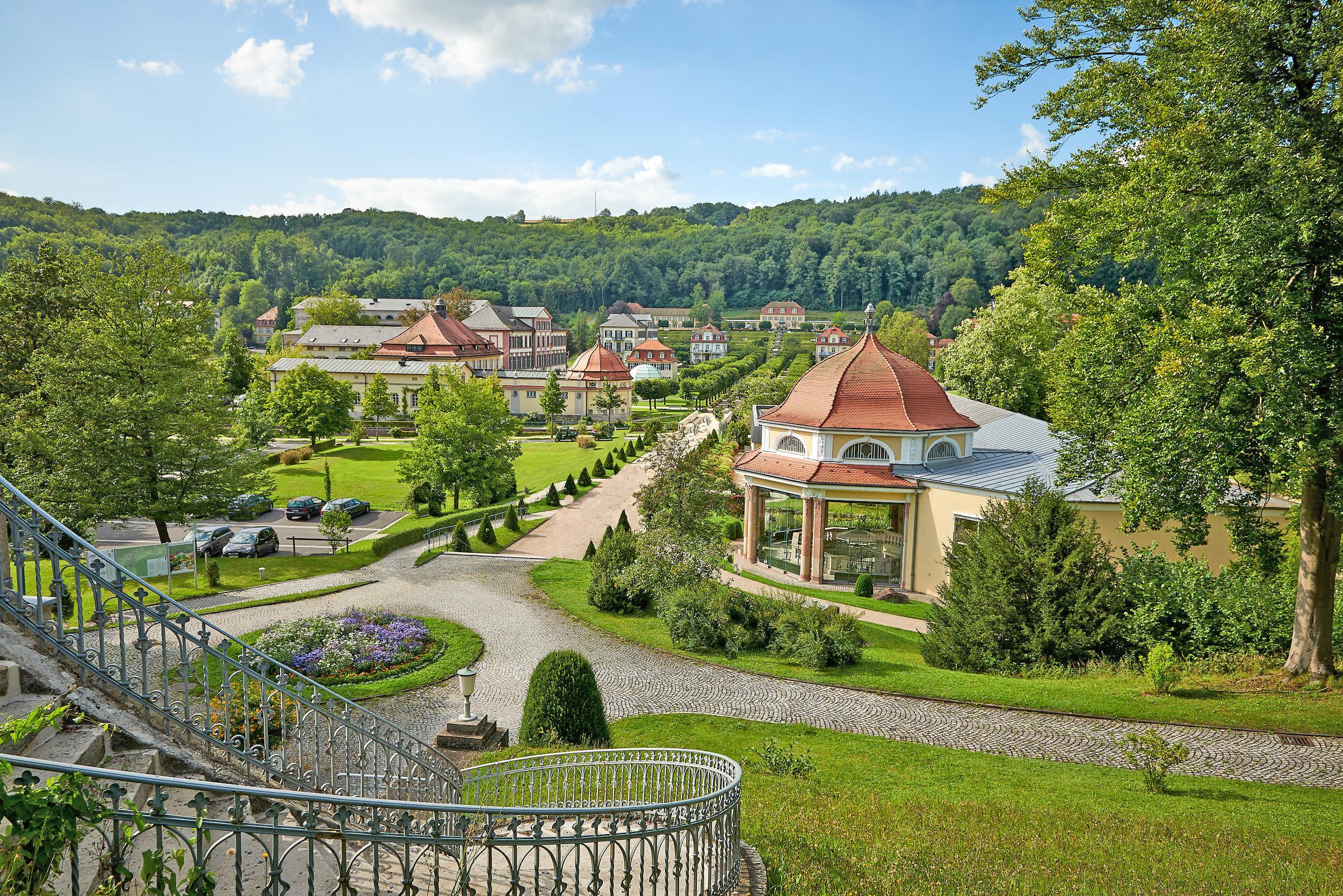 Urlaub im Bäderland Bayerische Rhön