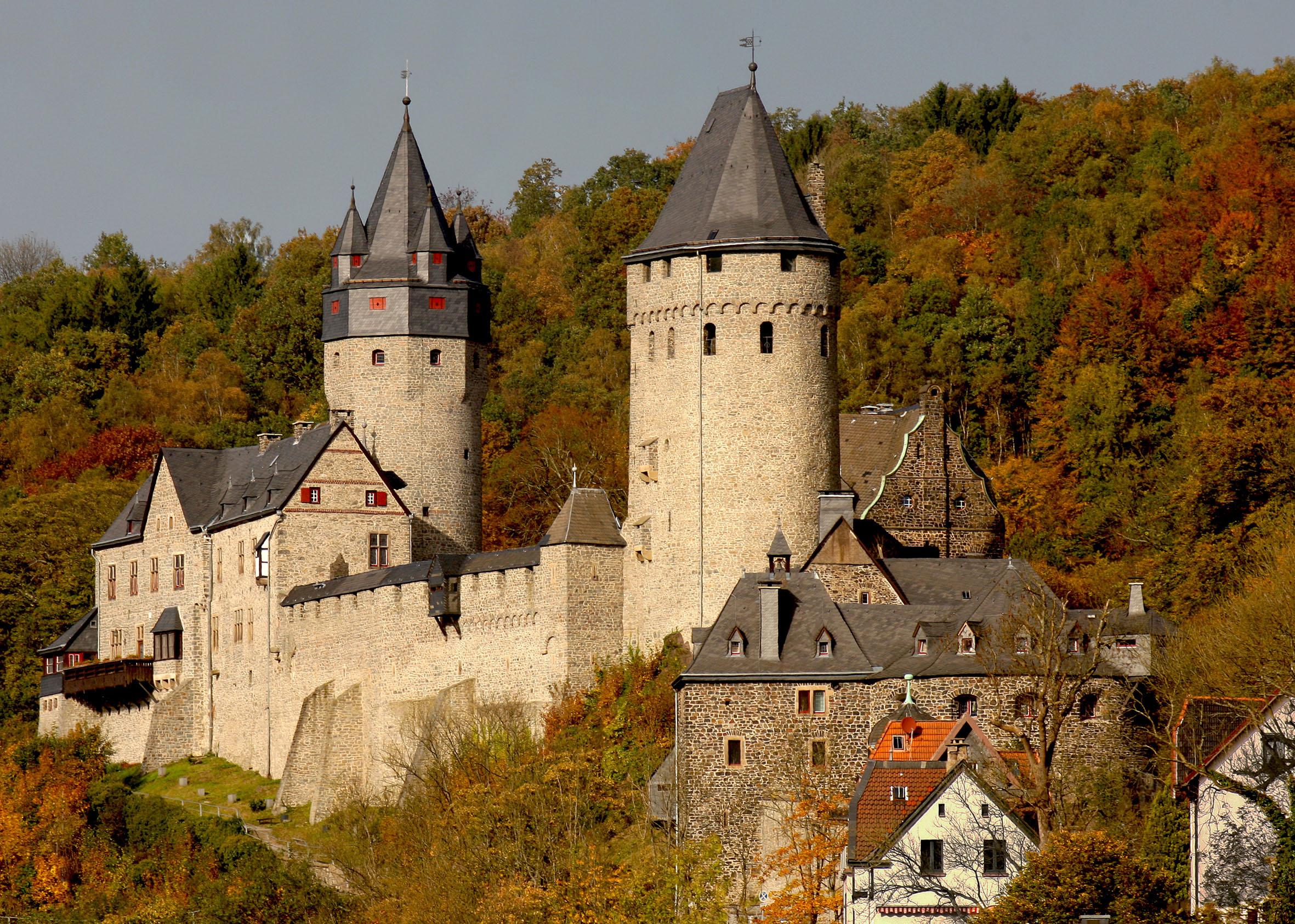 Hoch hinaus ins Mittelalter