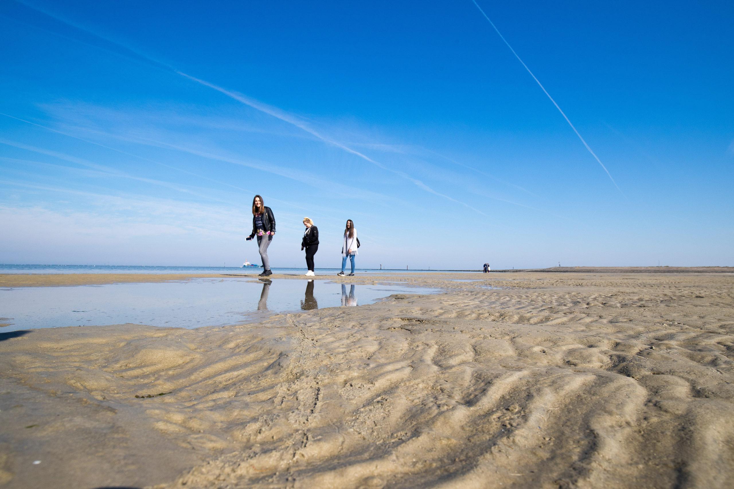 Verzauberte Nebensaison an der Nordsee