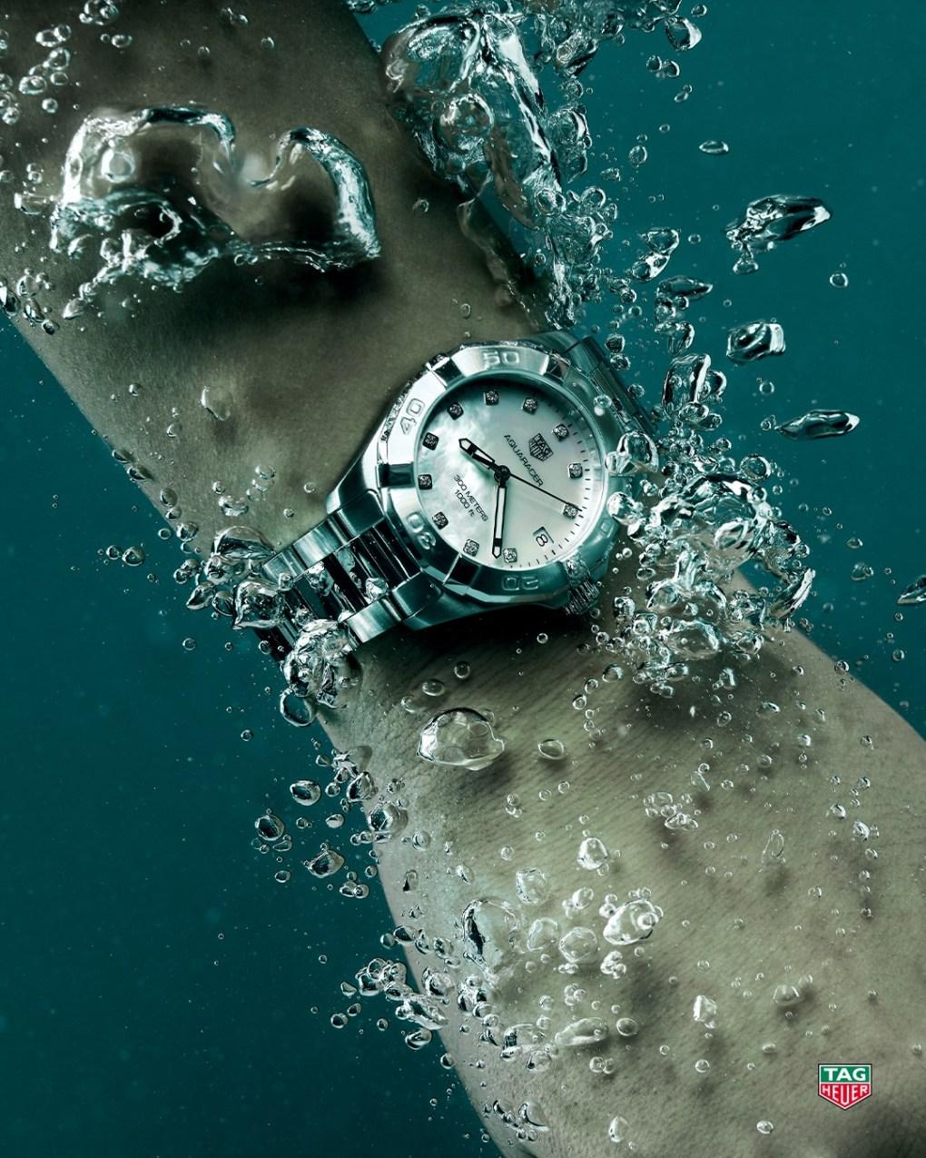 Miljøbilde: TAg Heuer Aquaracer