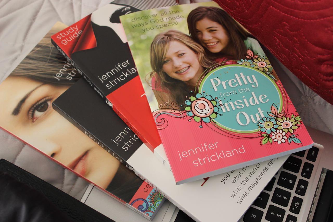 Jennifer Strickland books