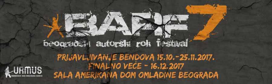 Festival BARF 2017