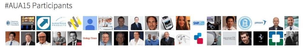 D-7 #AUA15 Participants #Urology