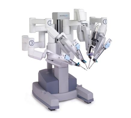 robotik cerrahi konsol