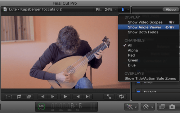 How to Edit a Multicam Music Video in Final Cut Pro X - Uros Baric