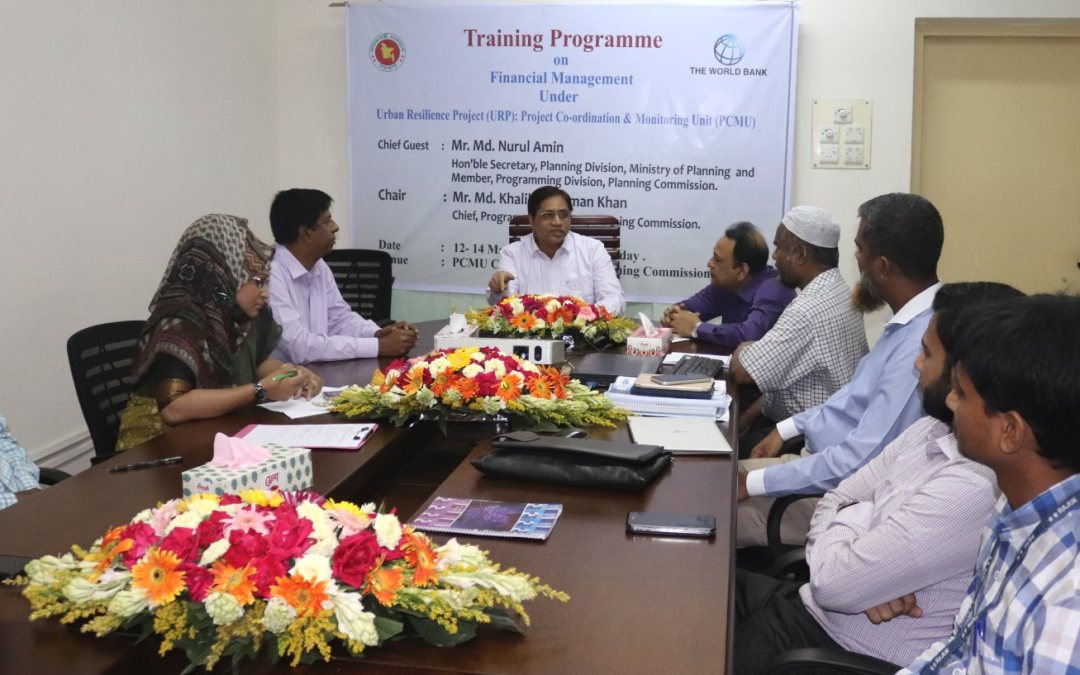 Training Programme on Financial Management (12 May, 2019 – 24 May, 2019)