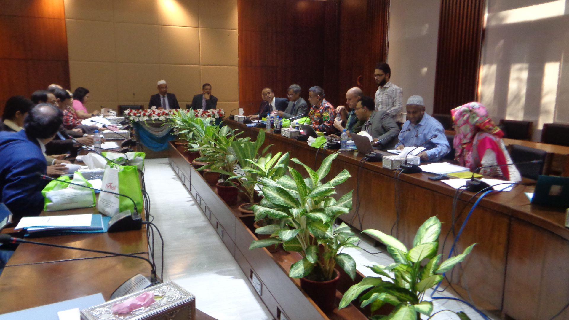 7th PSC Meeting in PCMU (1)