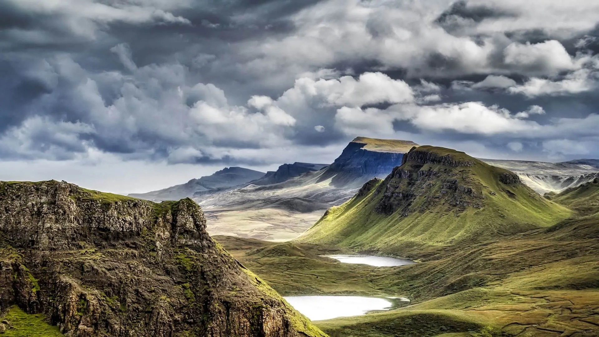 Isle of Skye - Trotternish Ridge