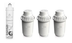 Wasser-Ersatzfilter