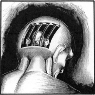 Image result for prison of the mind