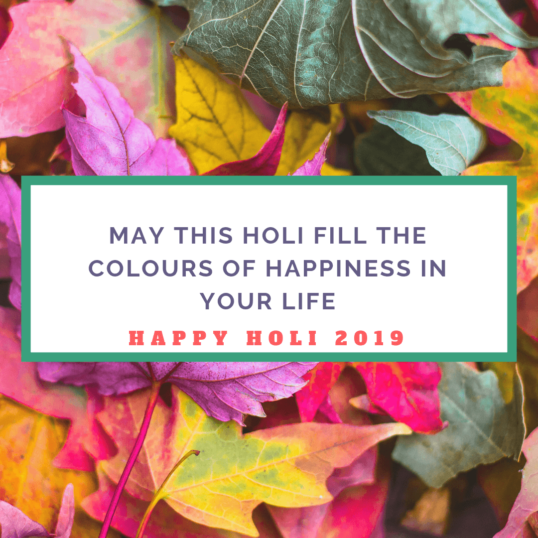 Happy Holi 2019 Images,Pics And Wallpapers
