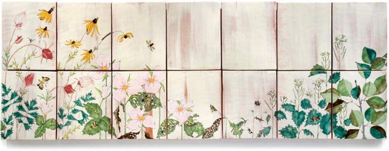 Wallflower (Invasive Species), Panel 2